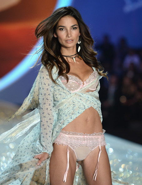 Lily Aldridge Victoria Secrets Angels