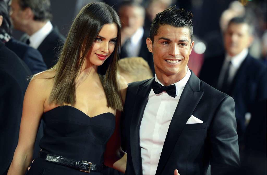 Cristiano Ronaldo Girlfriends