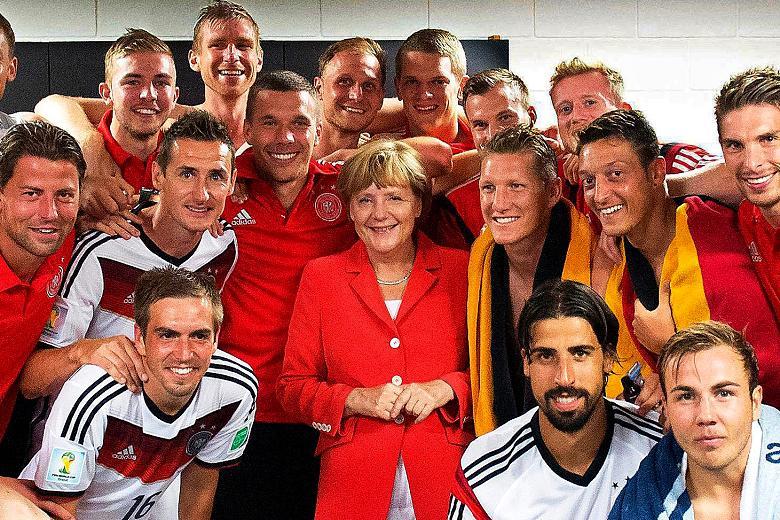 Angela Merkel Height Weight Biography Salary Net Worth Facts