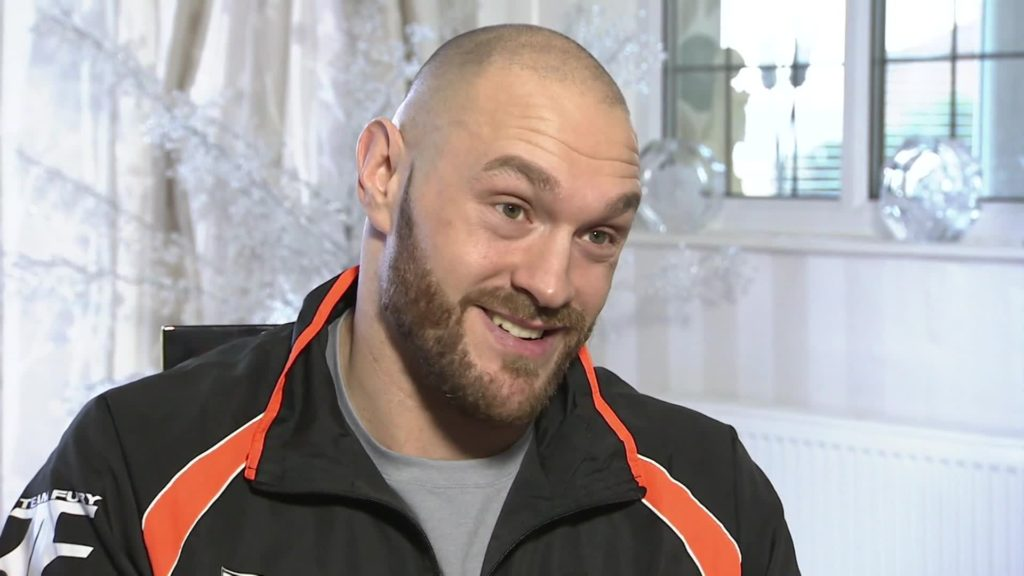 Tyson Fury Height Weight Girlfriend Salary Net Worth