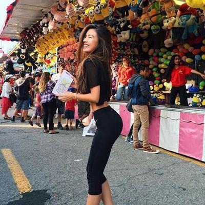 Erika Tham height