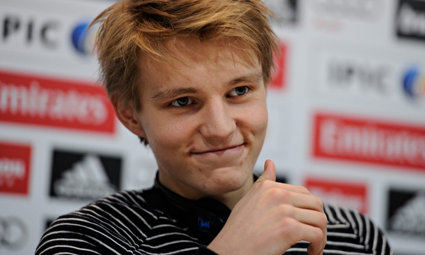 Martin Odegaard Height Weight Age Girlfriend Salary Net Worth