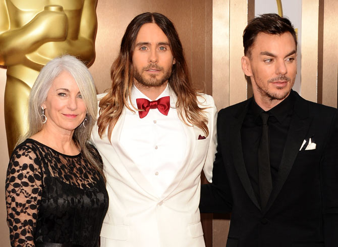 jared leto family