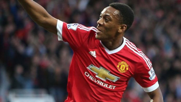 Anthony Martial Height Weight Age Girlfriend Salary Net Worth