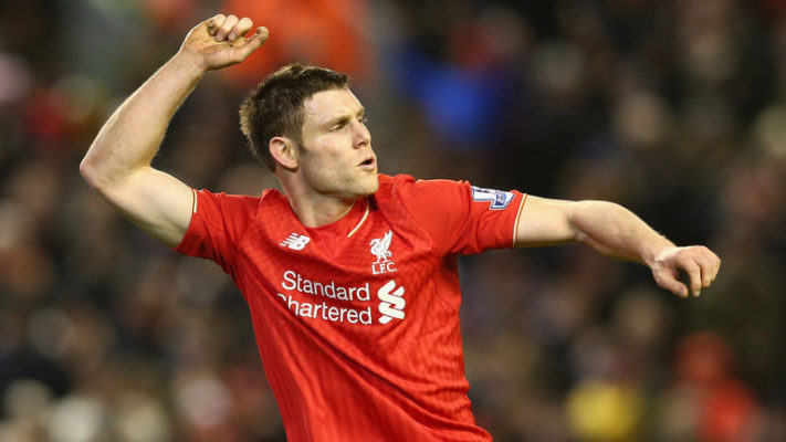 James Milner Height Weight Age Girlfriend Salary Net Worth