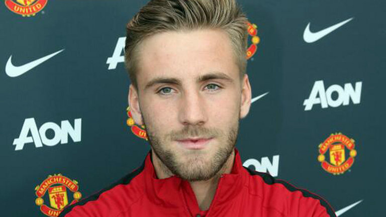 Luke Shaw Height Weight Age Girlfriend Salary Net Worth