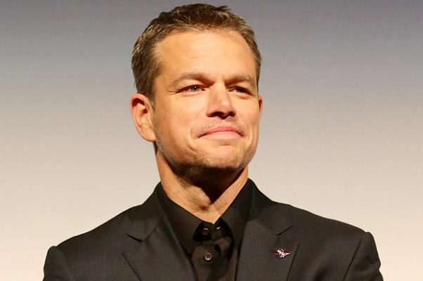 Matt Damon Height Weight Age Measurements Girlfriend Salary Net Worth