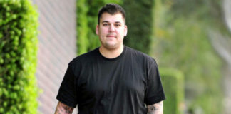 Rob Kardashian Height Weight Age Girlfriend Salary Net Worth