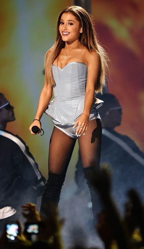 Ariana Grande height