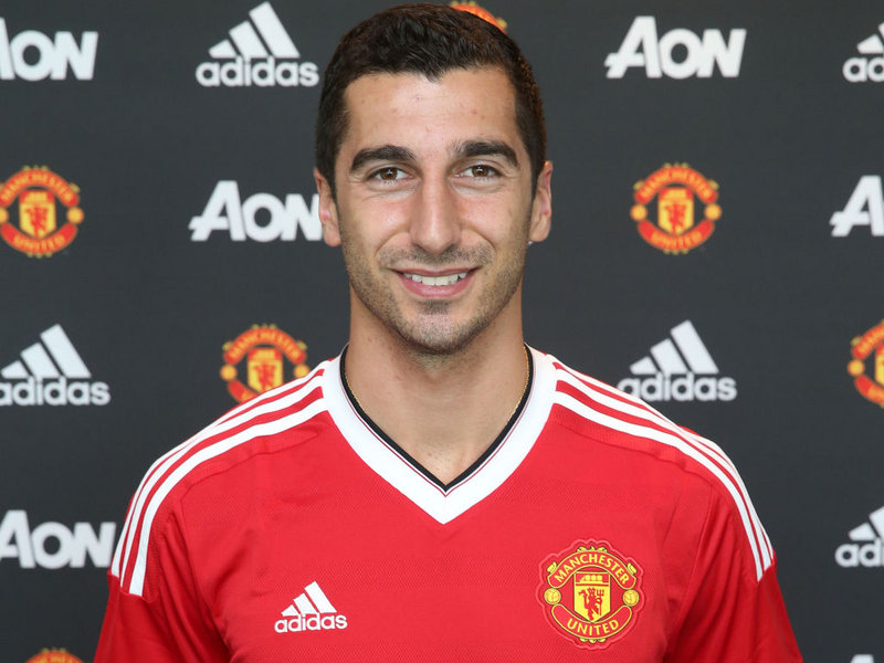 Henrikh Mkhitaryan Height Weight Age Girlfriend Salary Net Worth