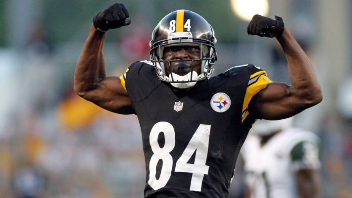 Antonio Brown Height Weight Measurements Wife Salary Net Worth