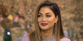 Nicole Scherzinger Height