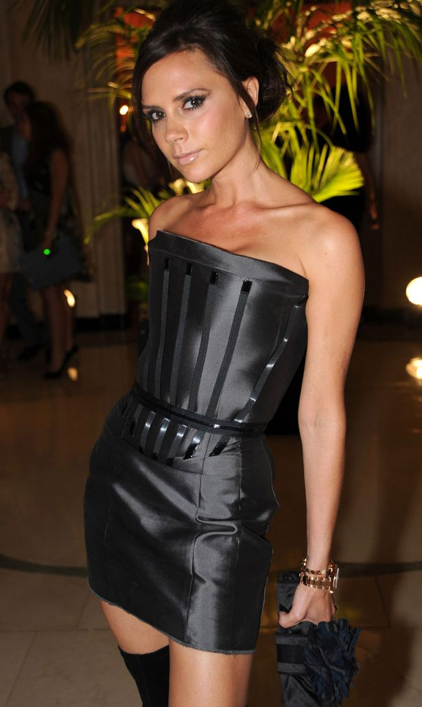 Victoria Beckham height