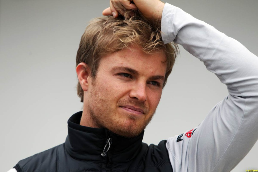 Nico Rosberg Height Weight Wife Age Net Worth