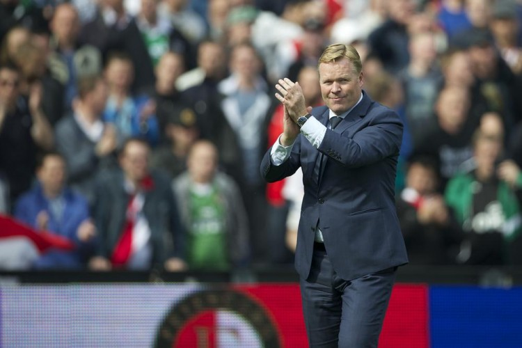 Ronald Koeman Height Weight Age Wife Net Worth