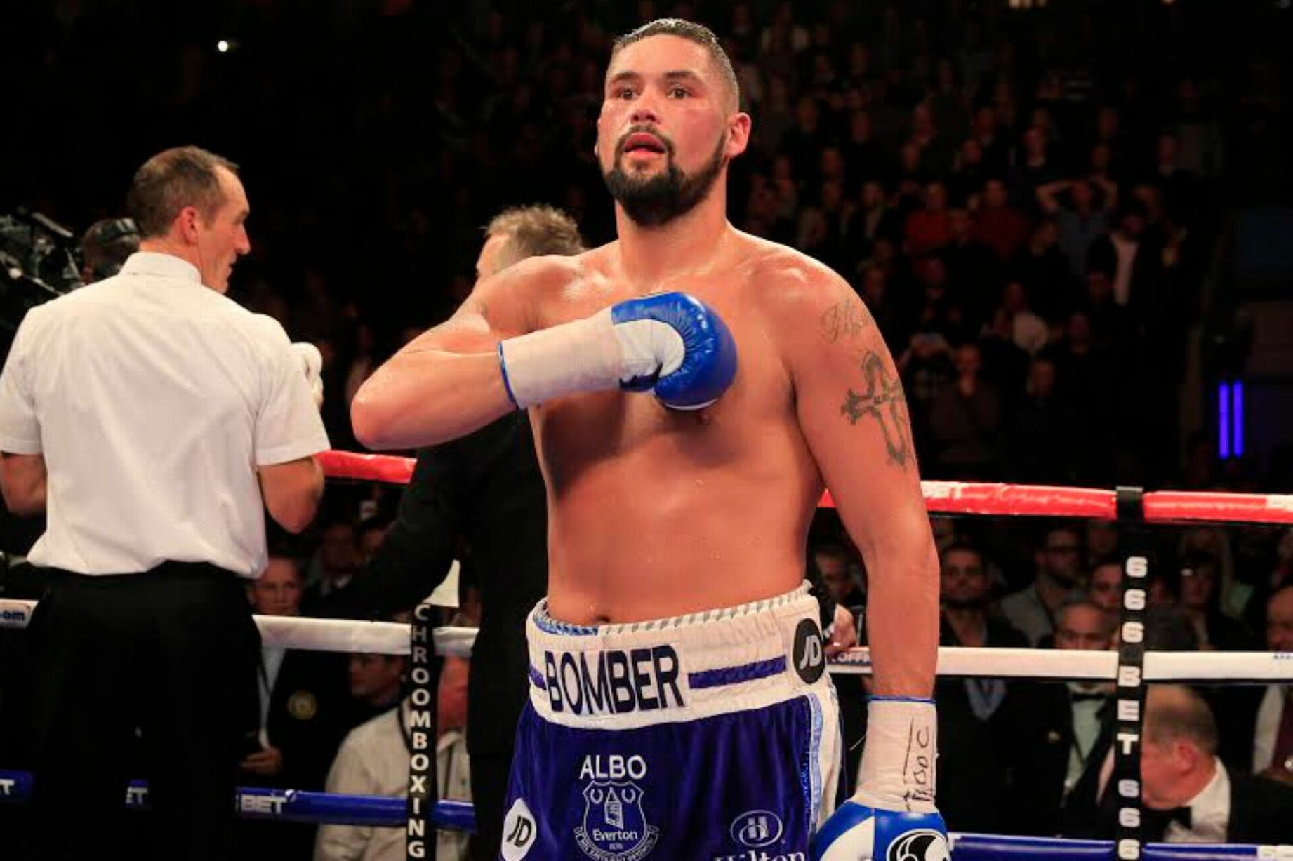 Tony Bellew Height Weight Measurements Age Girlfriend Net worth