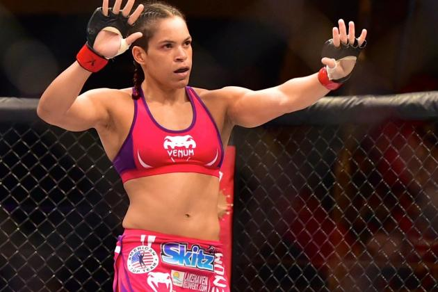 Amanda Nunes Height