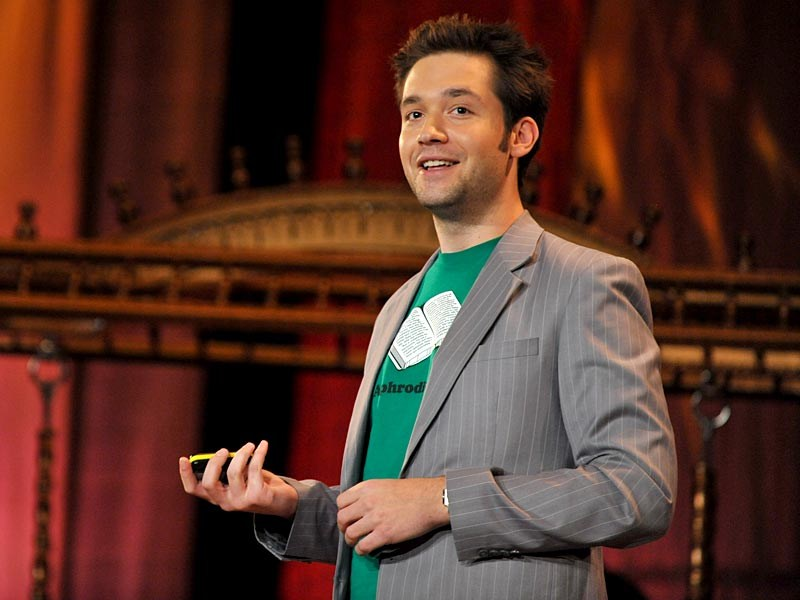 Alexis Ohanian Height Weight Measurements Age Girlfriend Net Worth
