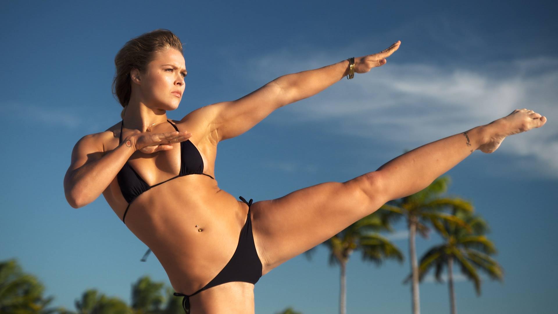 Ronda Rousey Height Weight Measurements Age Boyfriend Net Worth
