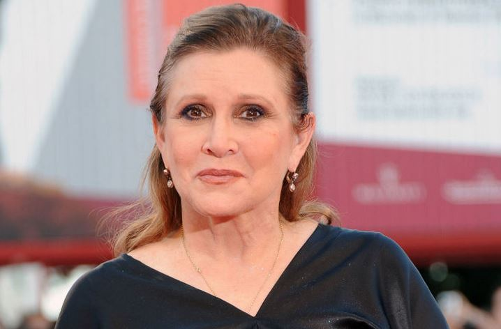 Carrie Fisher Height Weight Measurements Age Husband Net Worth