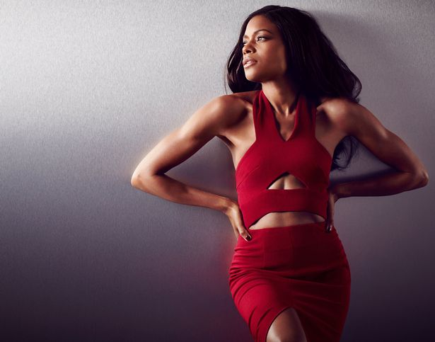 Naomie Harris Height
