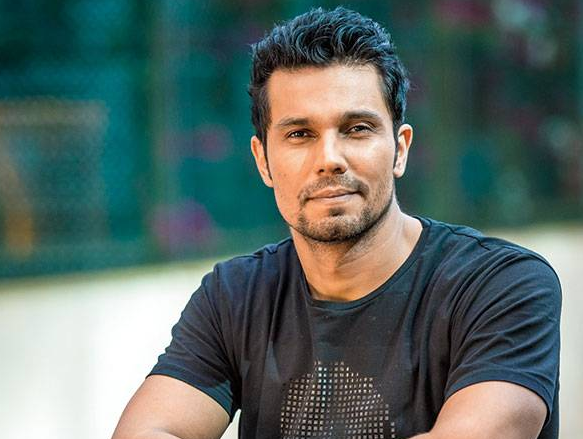 Randeep Hooda Height