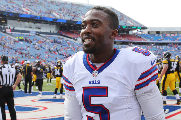 Tyrod Taylor Height Weight Age Measurements Girlfriend Salary Net Worth