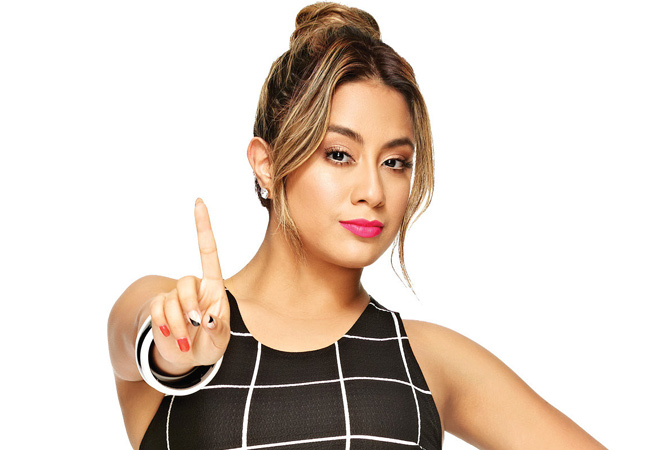 Ally Brooke Height