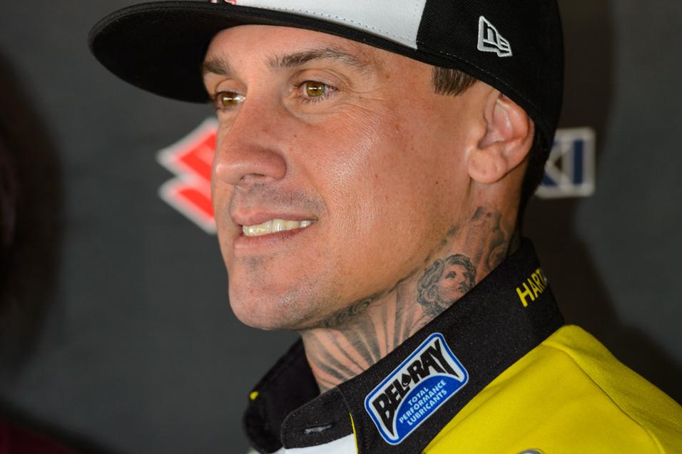 Carey Hart Height Weight Age Measurements Wife Salary Net Worth