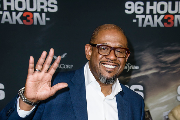 Forest Whitaker Height