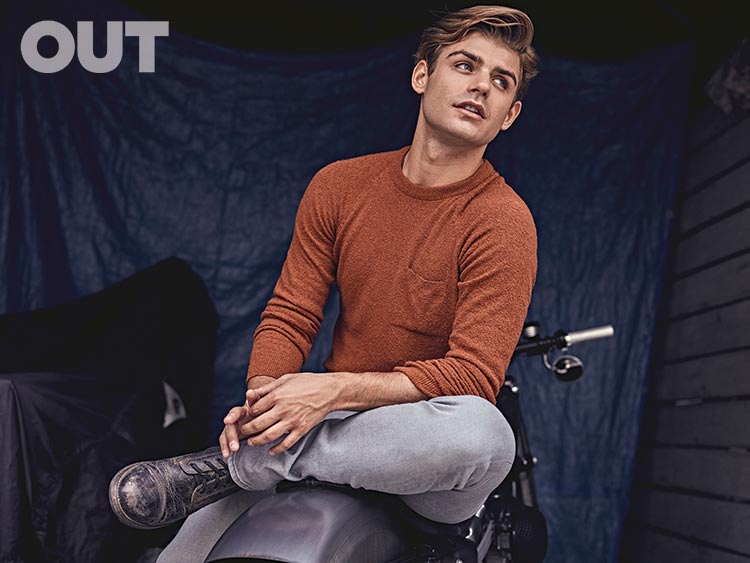 Garrett Clayton Height