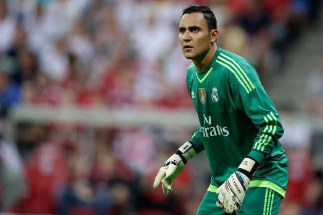 Keylor Navas Height Weight Age Measurements Girlfriend Salary Net Worth