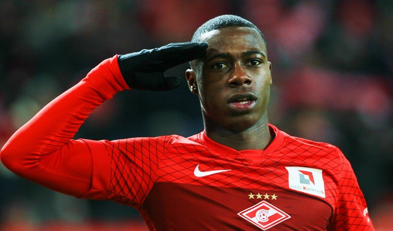 Quincy Promes Height Weight Age Measurements Girlfriend Salary Net Worth