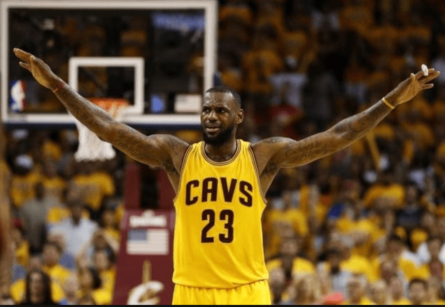 LeBron James Height Weight