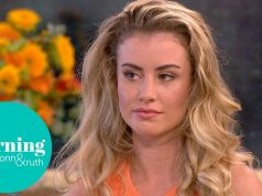 Chloe Ayling Height Weight Body Measurements