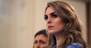 Hope Hicks Height Weight Body Measurements