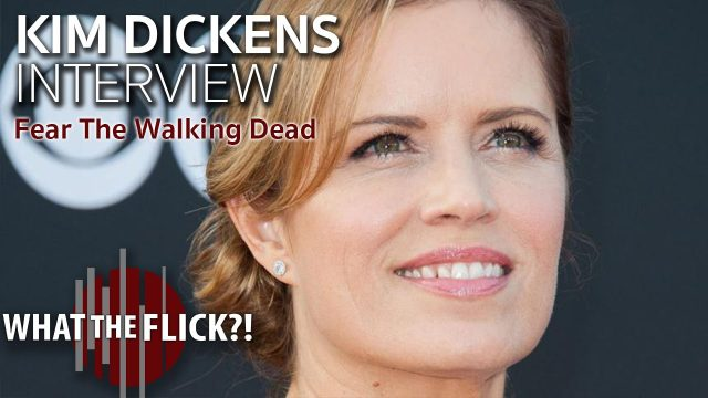 Kim Dickens Height Weight Body Measurements