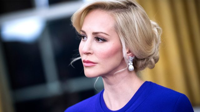 Louise Linton Height Weight Body Measurements