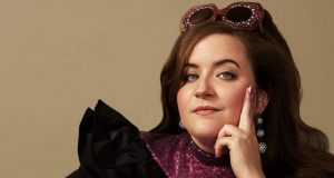 Aidy Bryant Height Weight Body Measurements