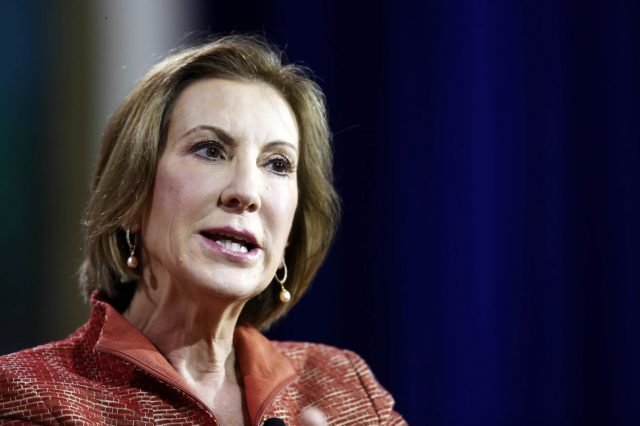 Carly Fiorina Height Weight Body Measurements