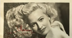 Marilyn Maxwell Height Weight Body Measurements