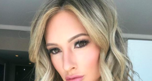 Paige Hathaway Height Weight Body Measurements