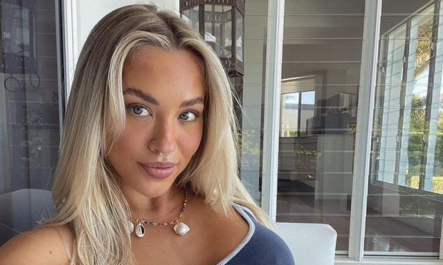 Tammy Hembrow Height Weight Body Measurements
