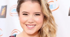 Taylor Spreitler Height Weight Body Measurements